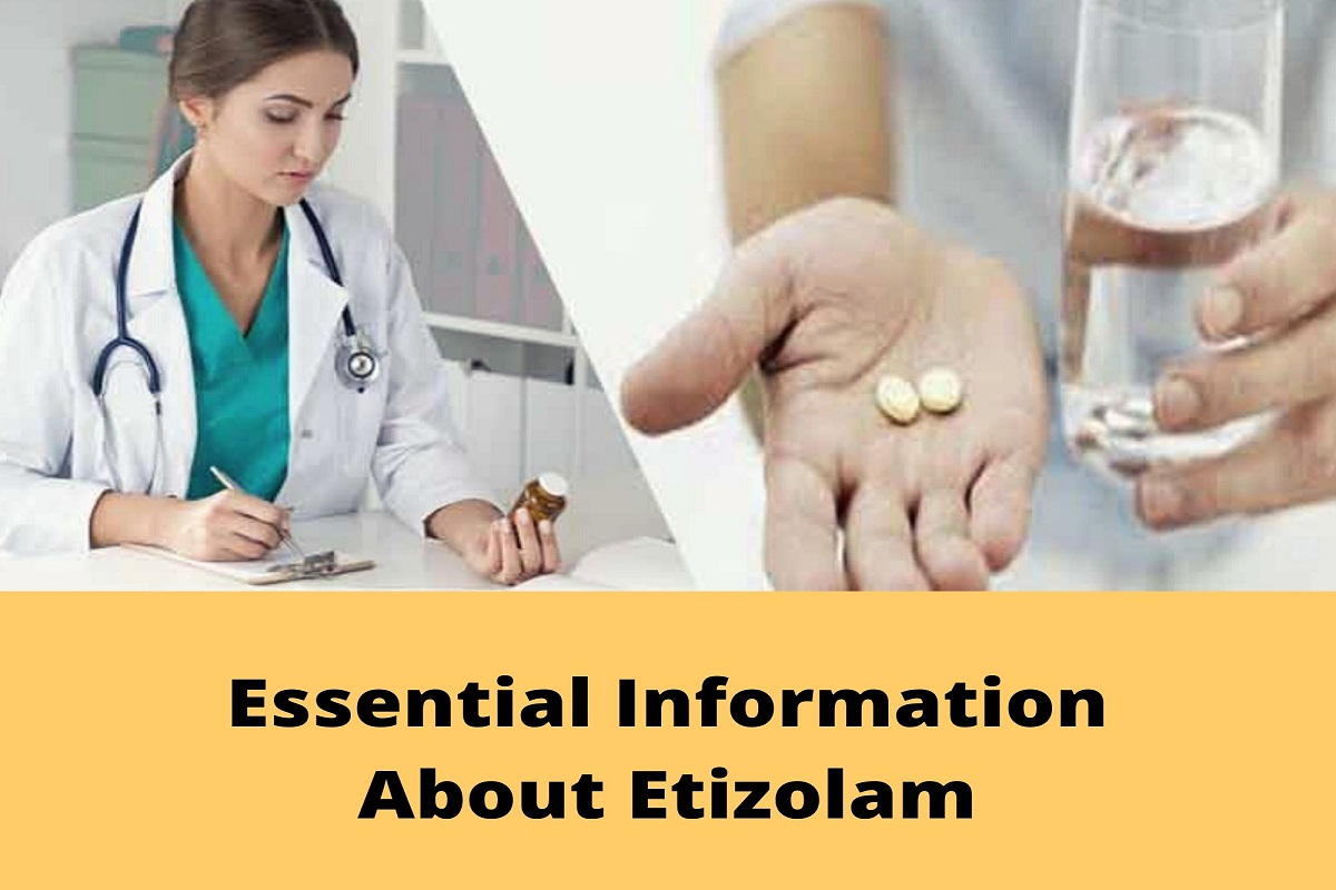 Information About Etizolam