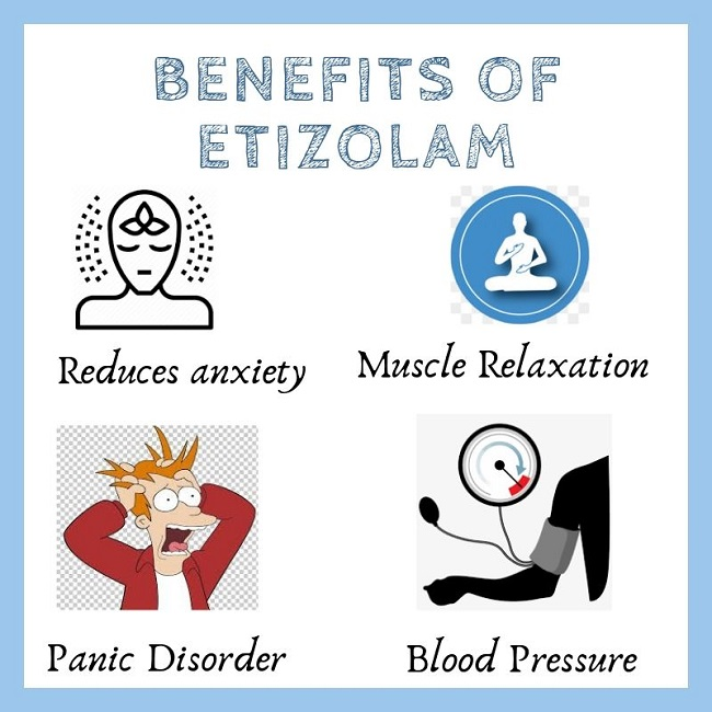 benefits of Etizolam